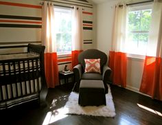 Two-Toned Drapes