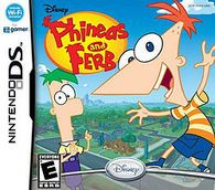 Phineas and Ferb Cover