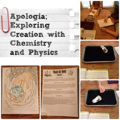 Apologia: Exploring Creation with Chemistry and Physics {Review}