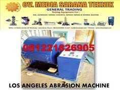 JUAL LOS ANGELES ABRASION MACHINE: JUAL LOS ANGELES ABRASION MACHINE