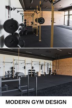 Home Gym Garage, Gym Room At Home, Crossfit Home Gym, Fight Gym, Gym Facilities, Personal Training Studio, Gymnastics Gym, Gym Interior, Warehouse Design