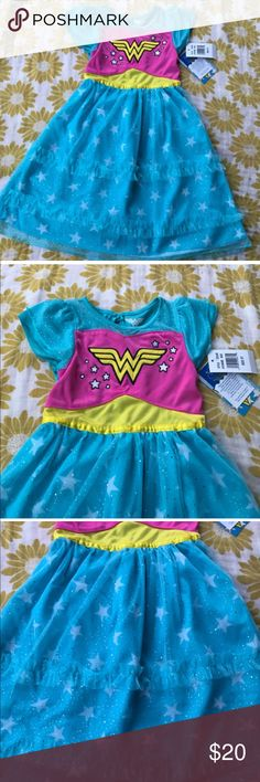 cc476025541751 GAP Skater Dress French Terry Skater dress with long sleeves and empire  waist. All over cartoon print. NWT Size 4 years. GAP Dresses Casual