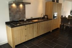 1000+ images about Keuken ideeen - hout on Pinterest  Google, Stylish ...