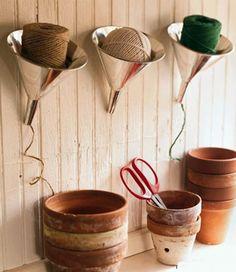 25 способов вдохнуть новую жизнь в старую кухонную утварь