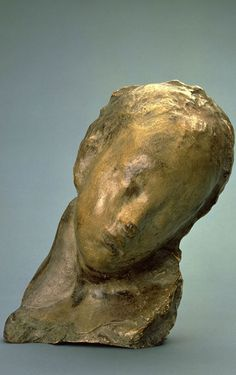 Medardo Rosso (Italy, 1858-1928), Sick Boy (Bambino malato), 1889/cast by 1927, Beeswax over plaster on wood base, 30.5 x 23.5 x 17.8 cm) including base, Hirshhorn Museum & Sculpture Garden, The Joseph H. Hirshhorn Bequest, 1981, Accession Number: 86.4049.