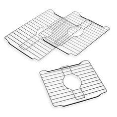Stainless Steel Sink Protector Rack