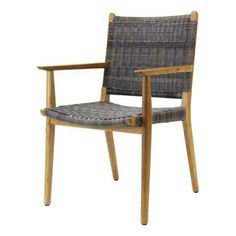 Eco Chic Indoor Outdoor Furniture l Roxanna Outdoor Dining Chairs