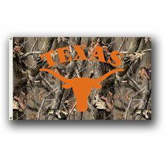 Texas camo flag