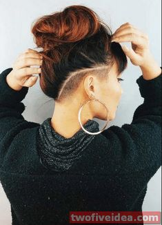 33 Excellent Undercut Hairstyle Ideas for Women, Girl Undercut, Best Undercut Hairstyles, Short Hair Undercut, Undercut Women, Girl Hairstyles, Kinds Of Haircut, Grow Out, Hair Trends, Blond