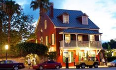 Harry's Seafood Bar & Grille | St. Augustine, FL