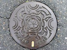 https://flic.kr/p/pbE8iT | Shiga town Shiga pref, manhole cover 2 (滋賀県志賀町のマンホール2)