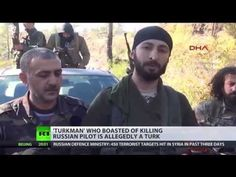 Syria rebel commander who bragged about killing Russian pilot is really Turkish ultra-nationalist and son of Turkish provincial mayor -- Puppet Masters -- Sott.net