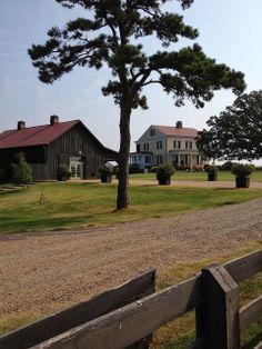 P. Allen Smith's Farm Home in Arkansas