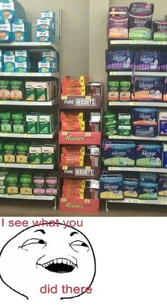 Is this good or bad marketing? Why do women crave chocolate when they are on their periods?