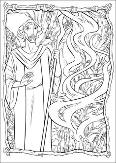 The Prince of Egypt Coloring Pages FREE