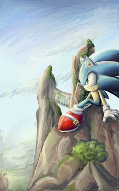 This is the first of five parts of the wallpaper I'm making (P.S. for those asked for commishes, yes I'm doing them...don't get your panties in a bunch...) Silver the hedgehog belongs to Sega Other...