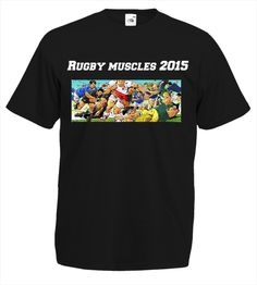 Limited 2015 Rugby T-shirts and Hoody's | Design4T.com Rugby Muscle, Customise T Shirt, Tshirts Online, Hoodies, Mens Tops, Fashion, Moda, Sweatshirts, Fashion Styles
