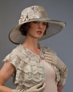 Louise Green Hat $395