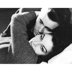 """Ava's friend Dirk Bogarde was once asked why he called her """"Snowdrop"""". He answered, """"Because anything less likely is hard to imagine."""" Photo of Ava and Dirk for """"The Angel Wore Red"""" (1960). #avagardner #dirkbogarde #1960s #60s #oldhollywood #vintage #retro #classic #film #moviestar #beautiful #blackandwhite - See more at: http://iconosquare.com/viewer.php#/detail/1217575608129904736_224824311"""