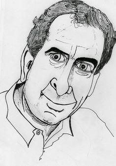 CARICATURAS DELBOY: JOSE LUIS PERALES