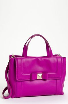 In love with this @Kat Ellis spade new york  bow satchel!