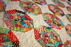 Magnolia Bay Quilts:spiderweb quilt