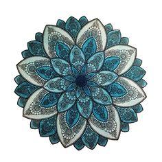 Mandala flor