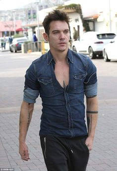 Jonathan Rhys Meyers, 38, appeared to be back to his best when he stepped out in Malibu, California, on Friday, following a very public drinking relapse last May