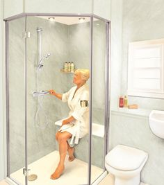 Attrayant Walk In Showers | Walk In Showers For Elderly, Wirral| Disabled People  Showers Liverpool ... | Downsizing U0026 Tiny Homes | Pinterest | Disabled  People, ...