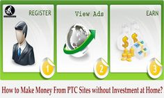 There are millions of people worldwide who are dependent on PTC sites (Get Paid to click websites) when it comes to fulfilling their extra earning requirements. PTC sites are now a days big source of earning money at home. As you all have heard about PTC