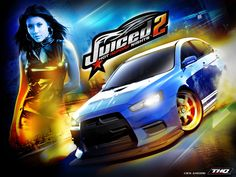 """Juiced 2: Hot Import Nights is a 2007 racing  game which used sexualized and objectified images of women or """"Juiced Girls"""" in various states of undress in promotion materials and tv/print ads. #objectification #sexualization #womenasliteralobjects"""