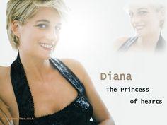 Diana, The Princess of Hearts