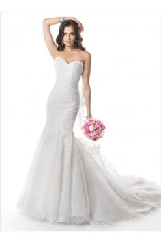 Maggie Sottero Bridal Gown Charmaine / 4MS857