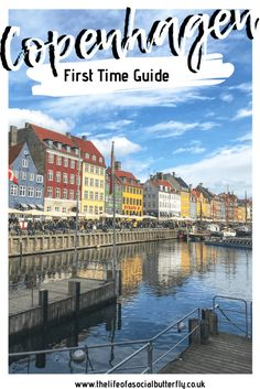 Planning your first time trip to Copenhagen, Denmark? Read this cool Copenhagen itinerary for all the best things to see in Copenhagen in a day, including a map! #Copenhagen #Denmark #TravelTips #copenhagenthingstodo