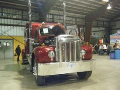 1958 B73 Mack totally Modified.
