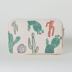 imm Living | Stationery | Home Office Accessories | Pencil Case | Desert Oasis Cactus Pencil Case