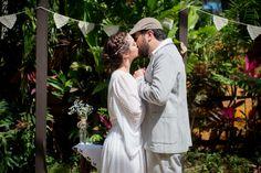 Casamento em dose dupla de Natalia e Tadeu {Fotografia: Denise Maher}
