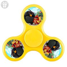 Hunter Hut Angry Birds-Yellow£¬Hand Spinner Toy for Killing Time?,Stress Reducer Relieve Anxiety and Boredom - Fidget spinner (*Amazon Partner-Link)