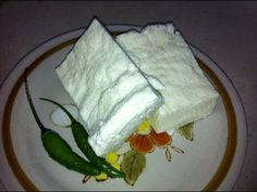 طريقه عمل الجبنه القريش How to make Ricotta Cheese