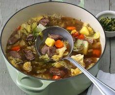 Rezept: Irish Stew (Irischer Eintopf) mit Wirsing