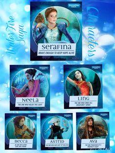 WaterFire saga mermaids