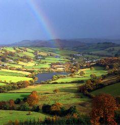 Wales.  A beautiful place!