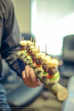 deconstructed burgers