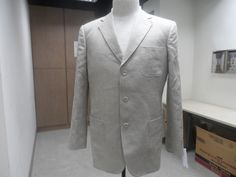 Environmentaly Friendly 100% pure Hemp Custom Tailor made Suit - - Look Good - Feel Good - Do Good! - Wear Well and save the World -