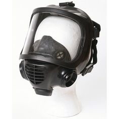 Respirator Mask, Full Face Mask, Protective Mask, Avon, Riding Helmets, Survival, Outdoor, Outdoors, Outdoor Games