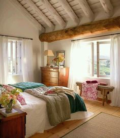 Arredare la camera da letto con i colori pastello - Camera pareti ...