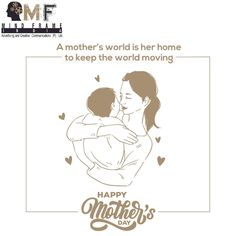 Since the day a child is born a mother's world revolves around the child and she selflessly takes each responsibility which we many a times forget to acknowledge.So this Mother's Day make sure you tell her that how special she is. Seo Sem, A Child Is Born, Tell Her, Happy Mothers Day, Mumbai, No Response, Forget, Branding, Times