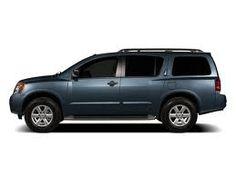 My dream car!  A blue Nissan Armada:-)