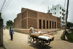 The Aga Khan Award for Architecture Announces 2016 Shortlist,Bait Ur Rouf Mosque, Dhaka, Bangladesh, Marina Tabassum. Image Courtesy of The Aga Khan Award for Architecture