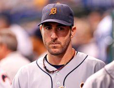 Justin Verlander - Detroit Tigers..Not my team, but I don't mind looking at him!!